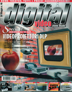 Copertina Digital Video 46