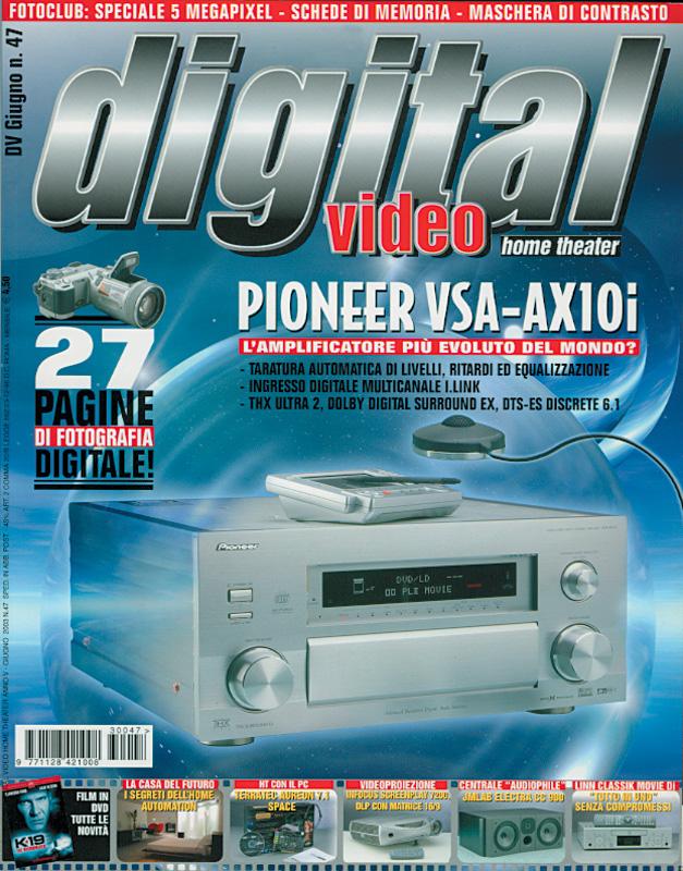 Copertina Digital Video 47