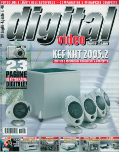 Copertina Digital Video 48