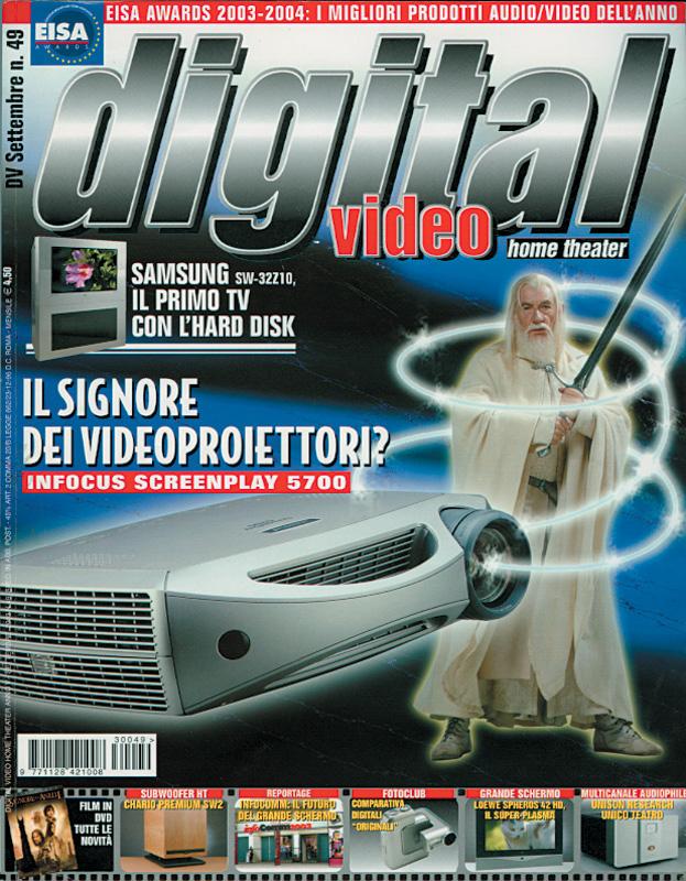 Copertina Digital Video 49