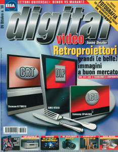Copertina Digital Video 50