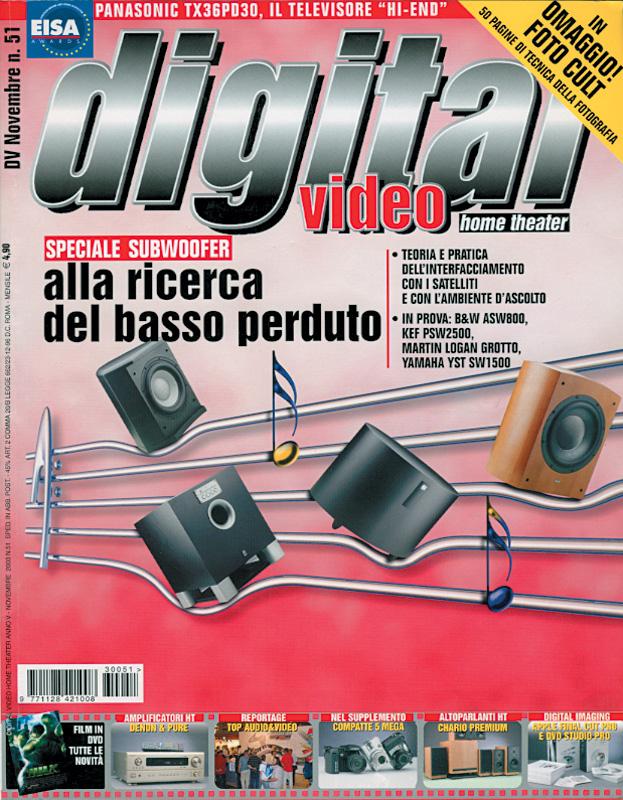 Copertina Digital Video 51