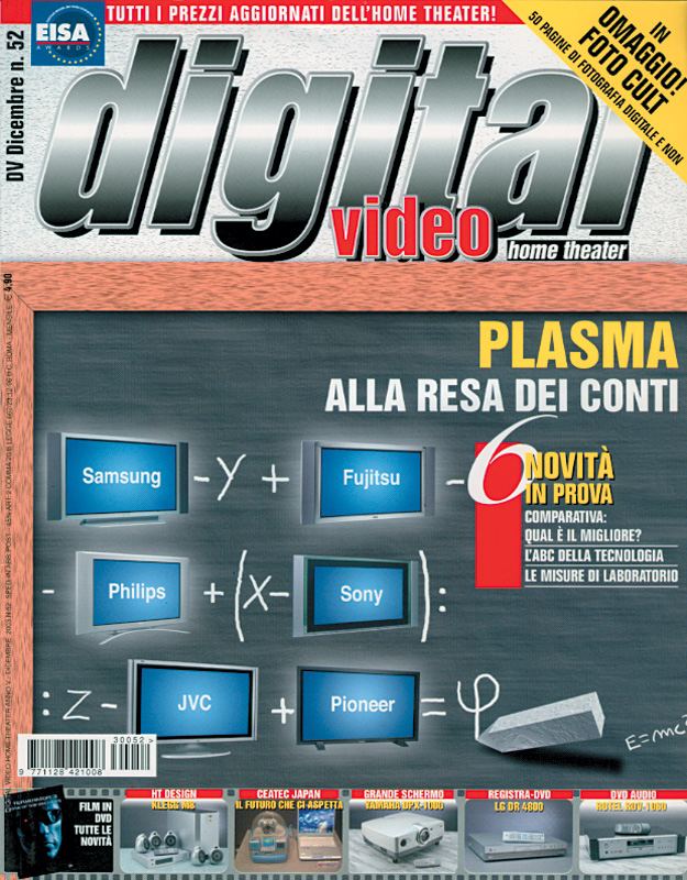 Copertina Digital Video 52