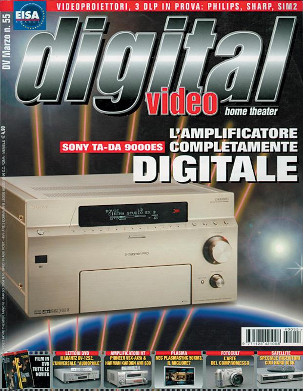 Copertina Digital Video 55