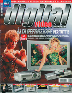 Copertina Digital Video 56