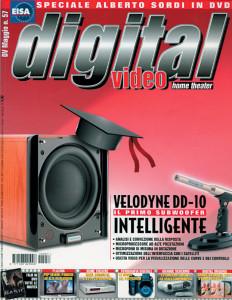 Copertina Digital Video 57