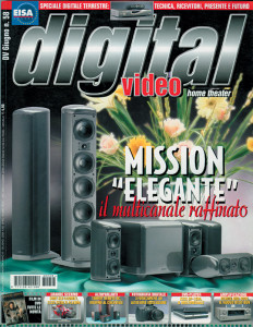 Copertina Digital Video 58