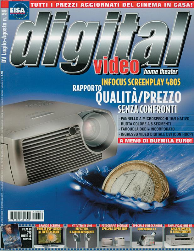 Copertina Digital Video 59