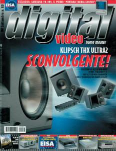 Copertina Digital Video 60