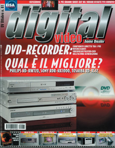 Copertina Digital Video 61