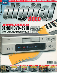 Copertina Digital Video 62