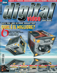 Copertina Digital Video 63