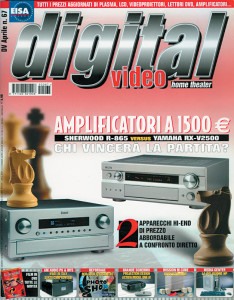 Copertina Digital Video 67
