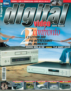 Copertina Digital Video 68