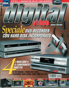 Copertina Digital Video 69