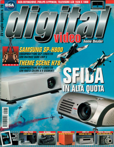 Copertina Digital Video 70