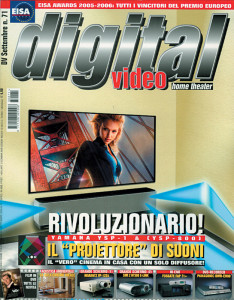 Copertina Digital Video 71