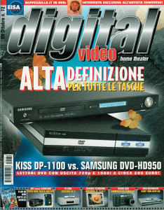 Copertina Digital Video 72
