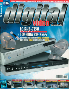 Copertina Digital Video 75