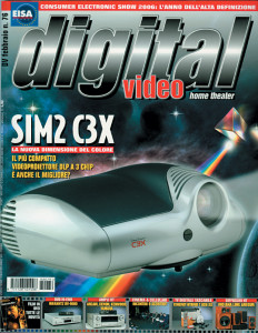 Copertina Digital Video 76