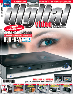 Copertina Digital Video 80