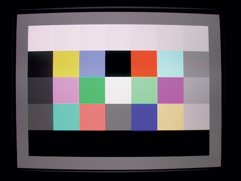 Esempio di fotografia del pattern di figura 4.